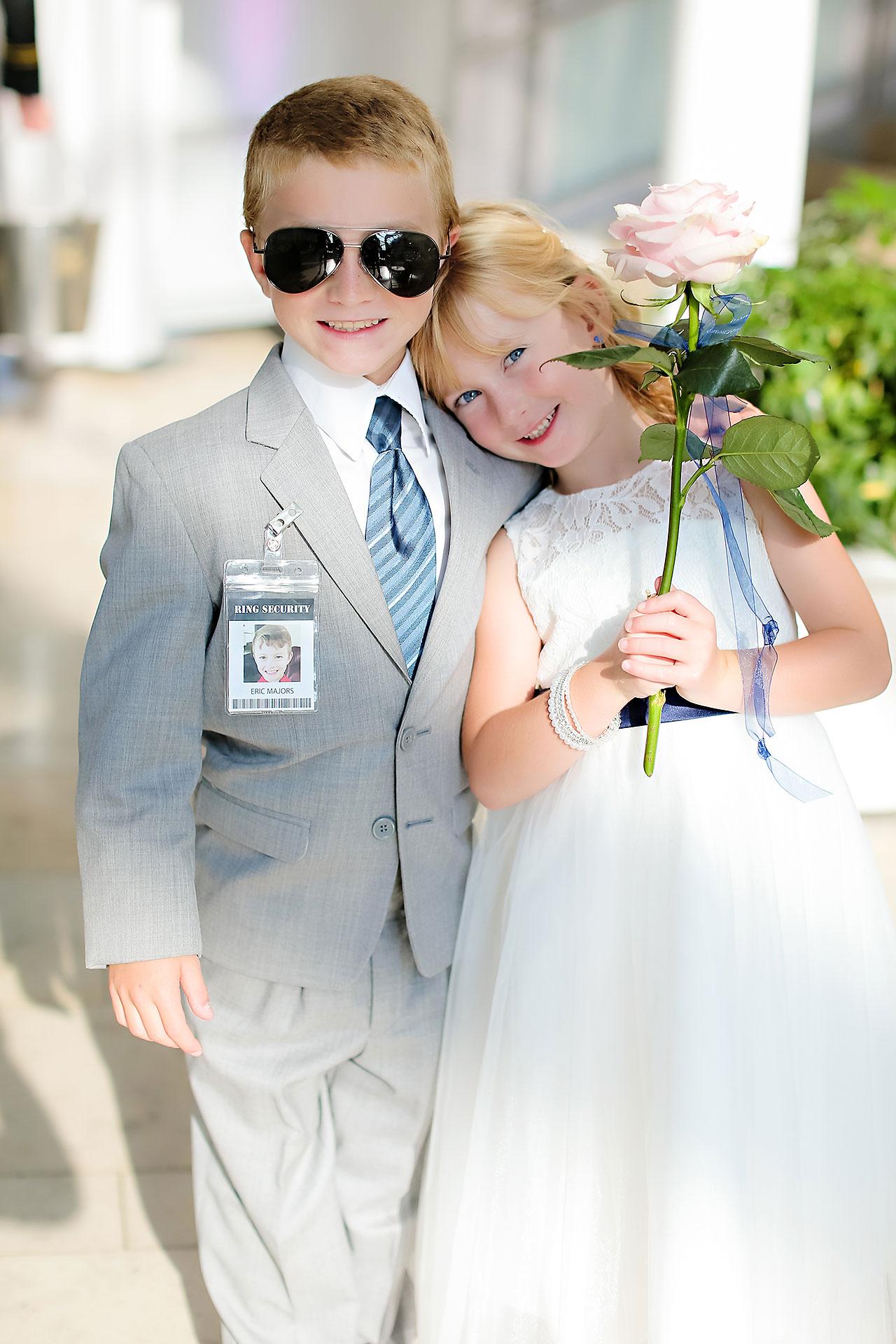 Erin John Artsgarden Indianapolis Wedding 177