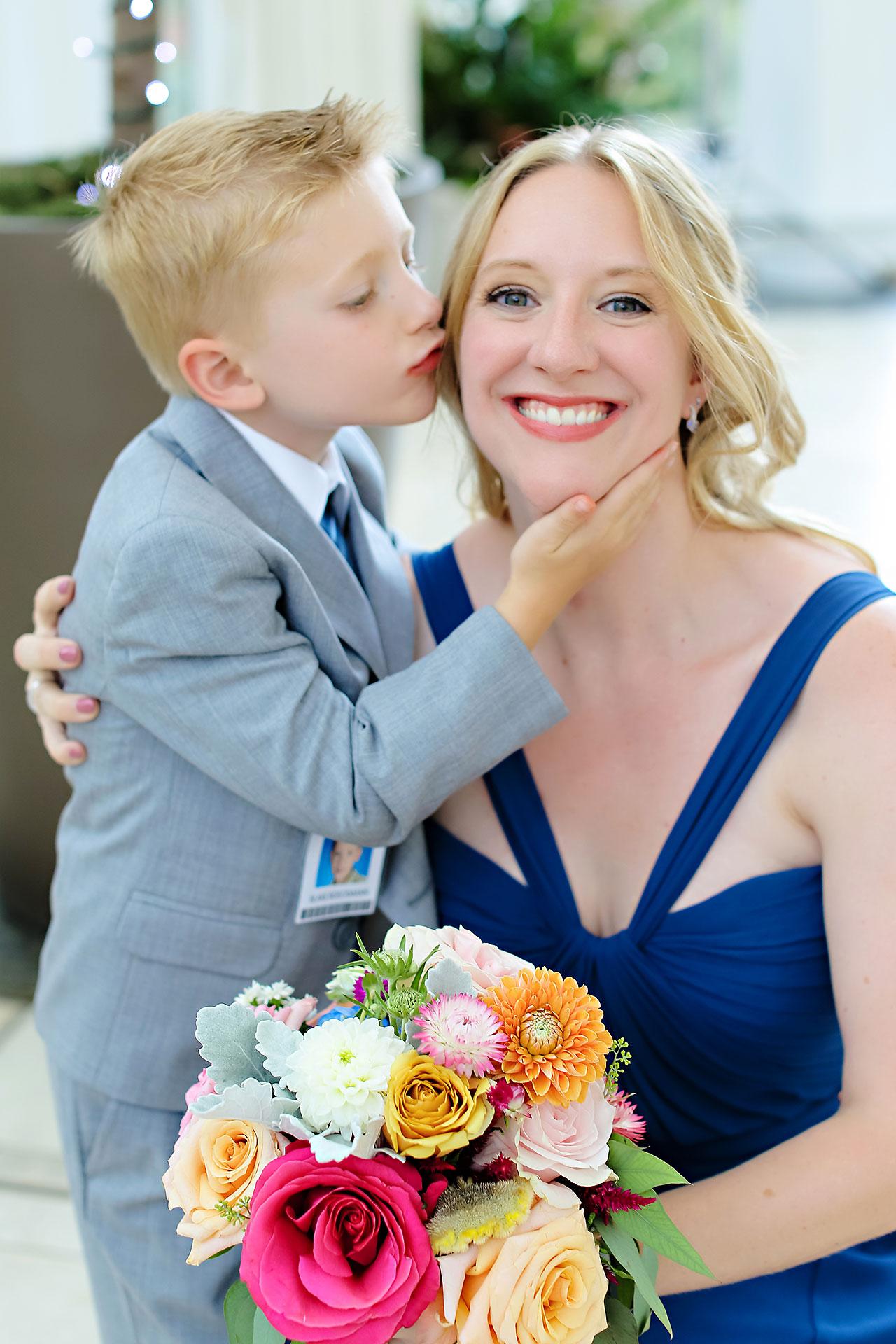 Erin John Artsgarden Indianapolis Wedding 170