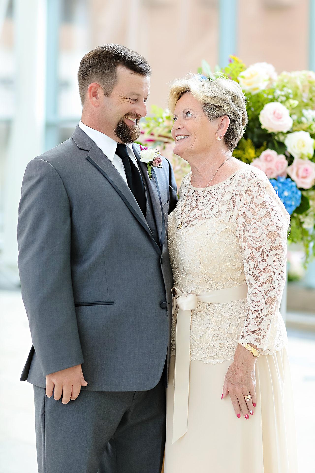 Erin John Artsgarden Indianapolis Wedding 168