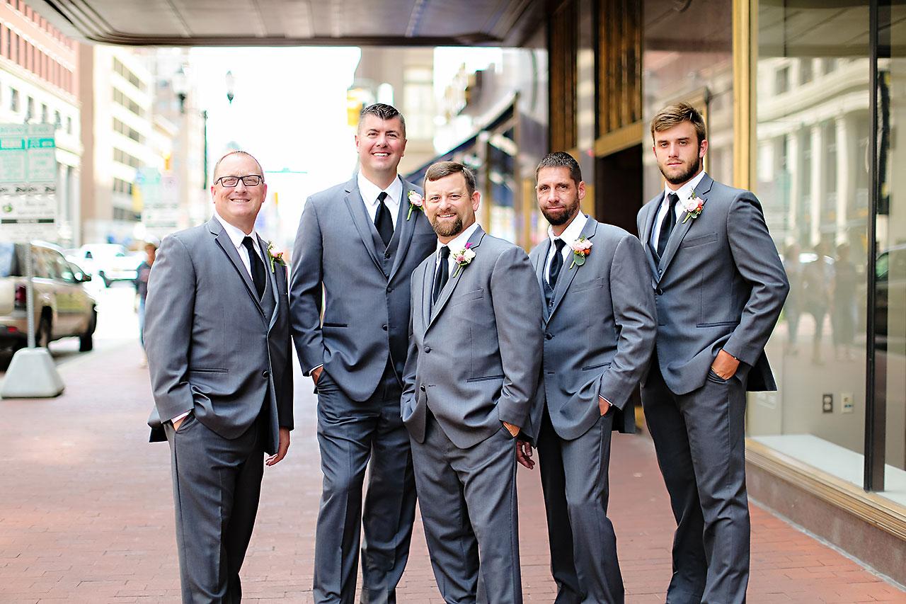 Erin John Artsgarden Indianapolis Wedding 161