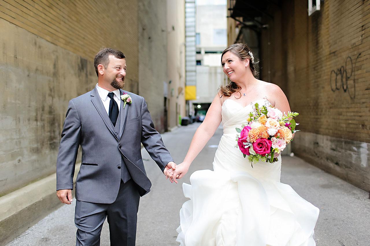 Erin John Artsgarden Indianapolis Wedding 159