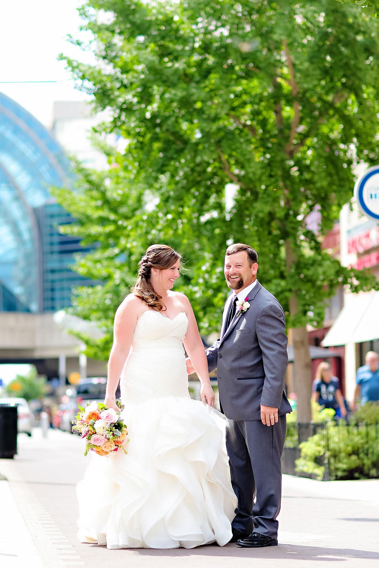 Erin John Artsgarden Indianapolis Wedding 156