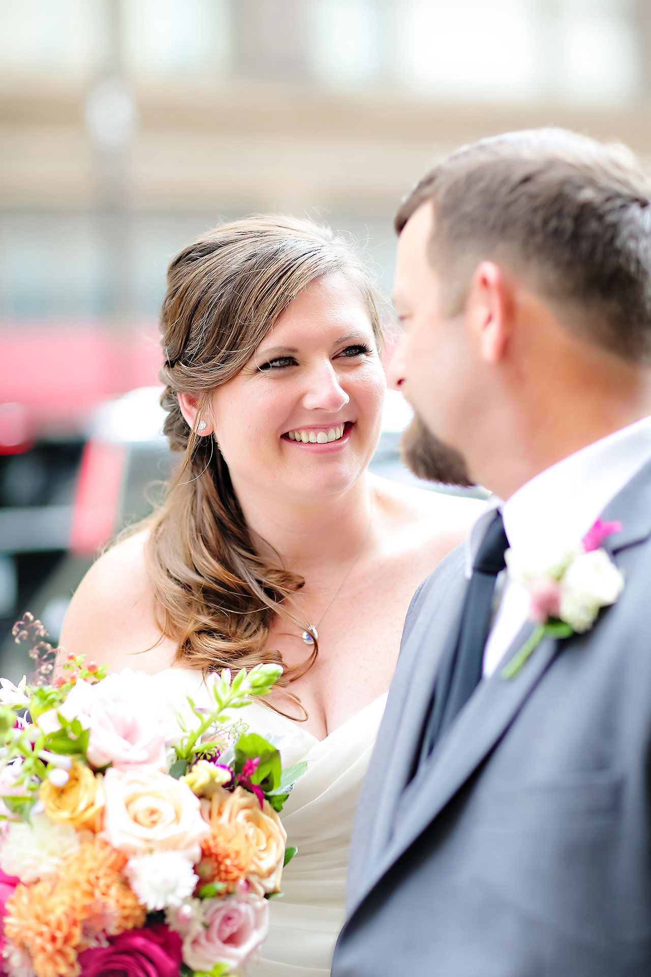 Erin John Artsgarden Indianapolis Wedding 154