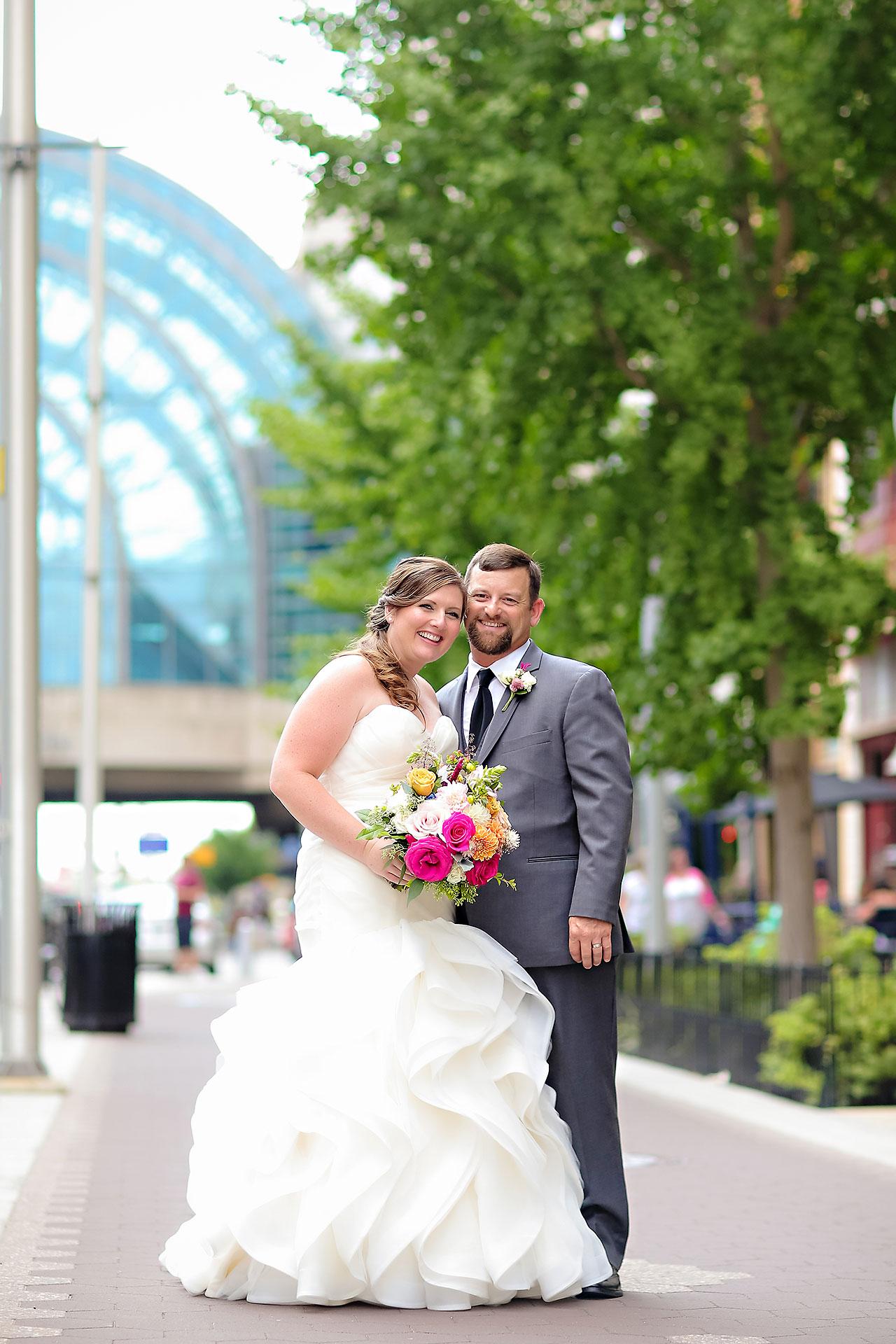 Erin John Artsgarden Indianapolis Wedding 152