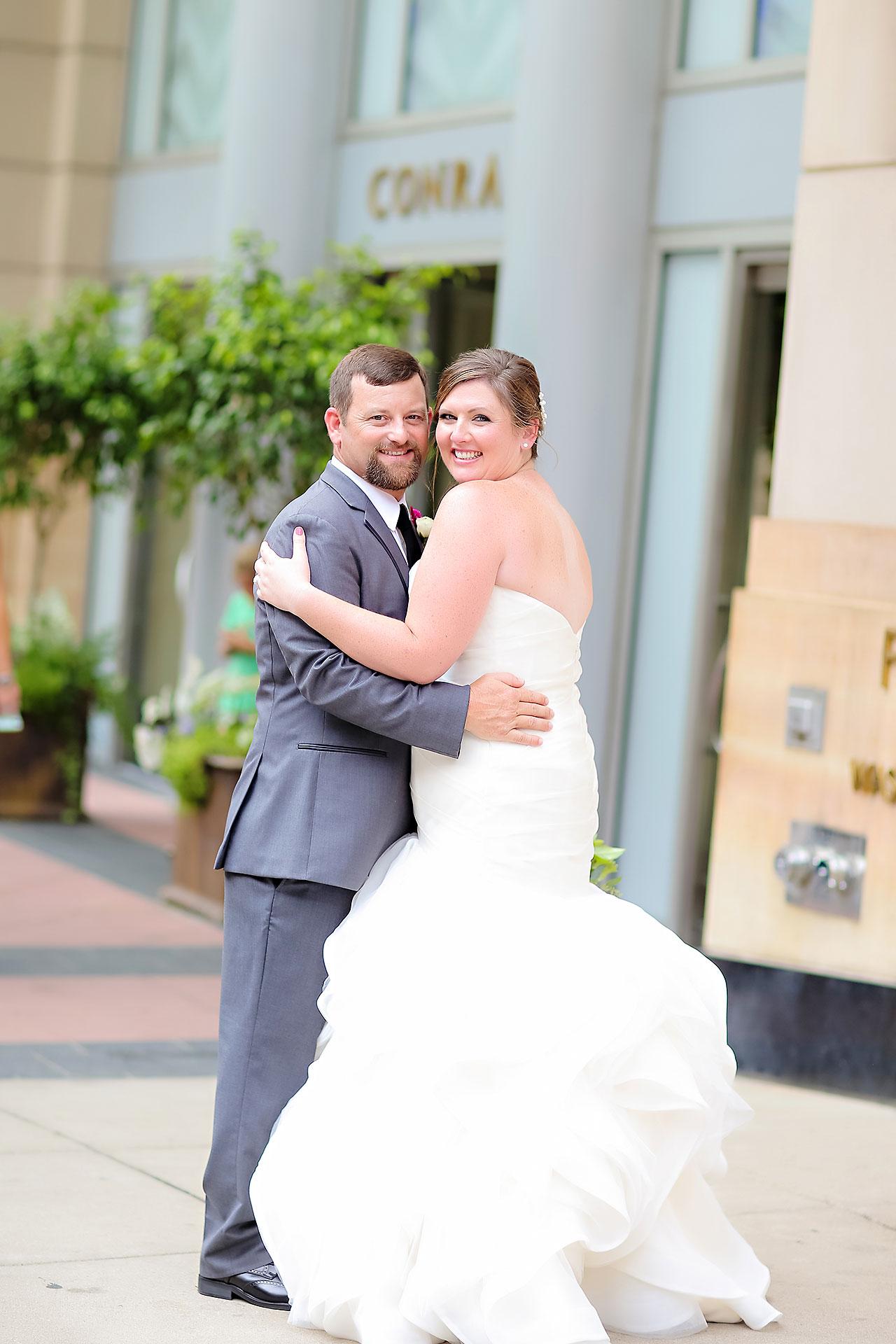 Erin John Artsgarden Indianapolis Wedding 153