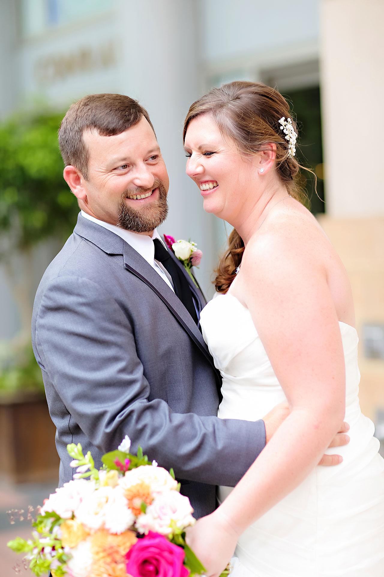 Erin John Artsgarden Indianapolis Wedding 149
