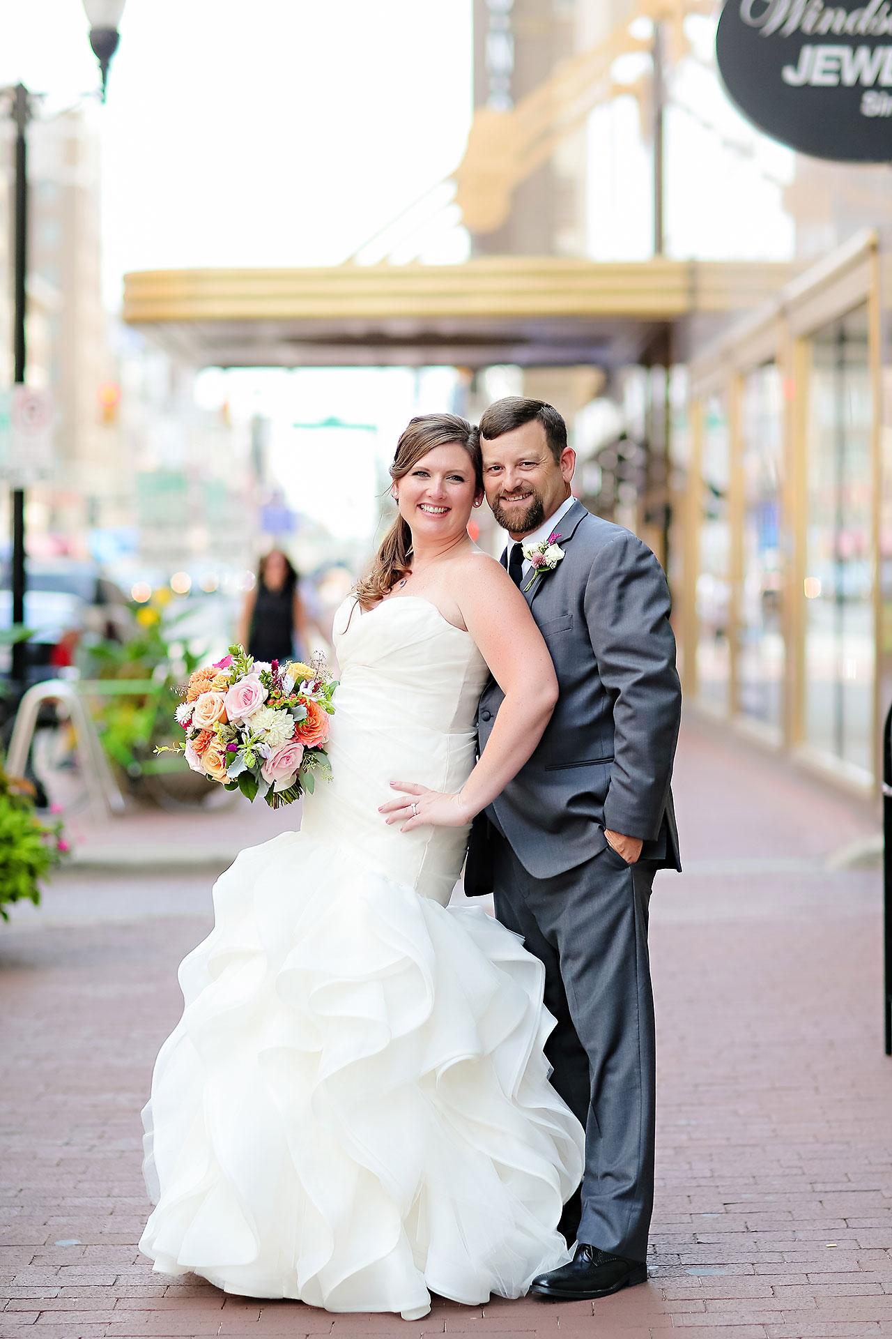 Erin John Artsgarden Indianapolis Wedding 150