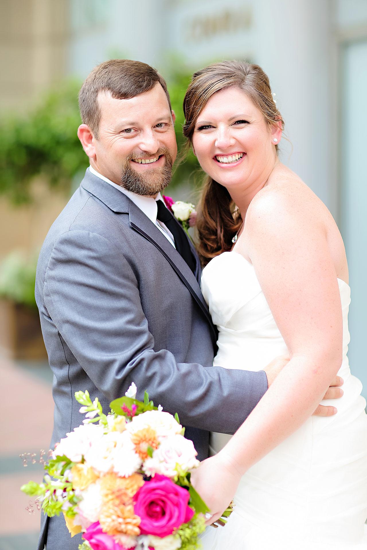 Erin John Artsgarden Indianapolis Wedding 147