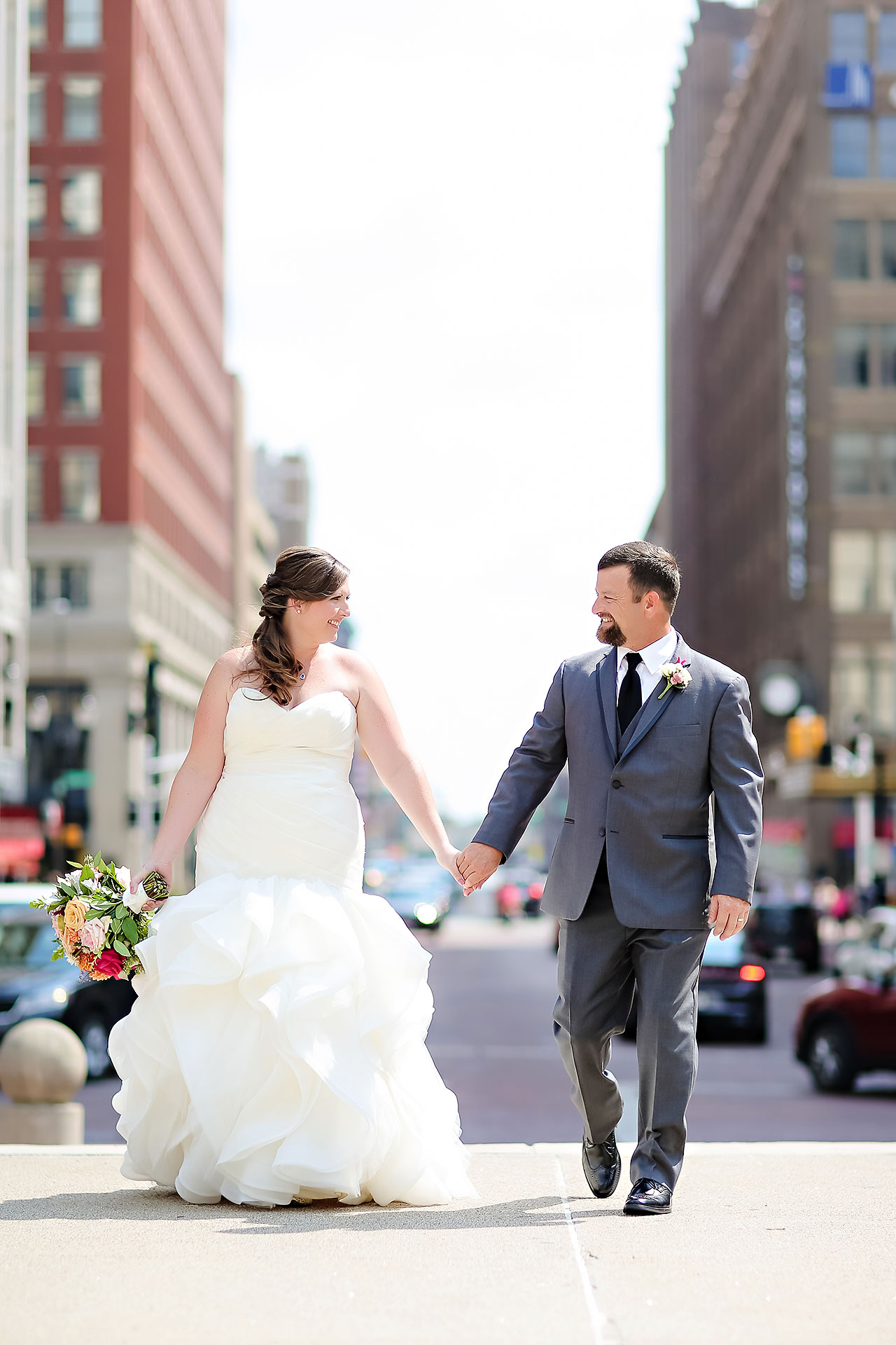 Erin John Artsgarden Indianapolis Wedding 148