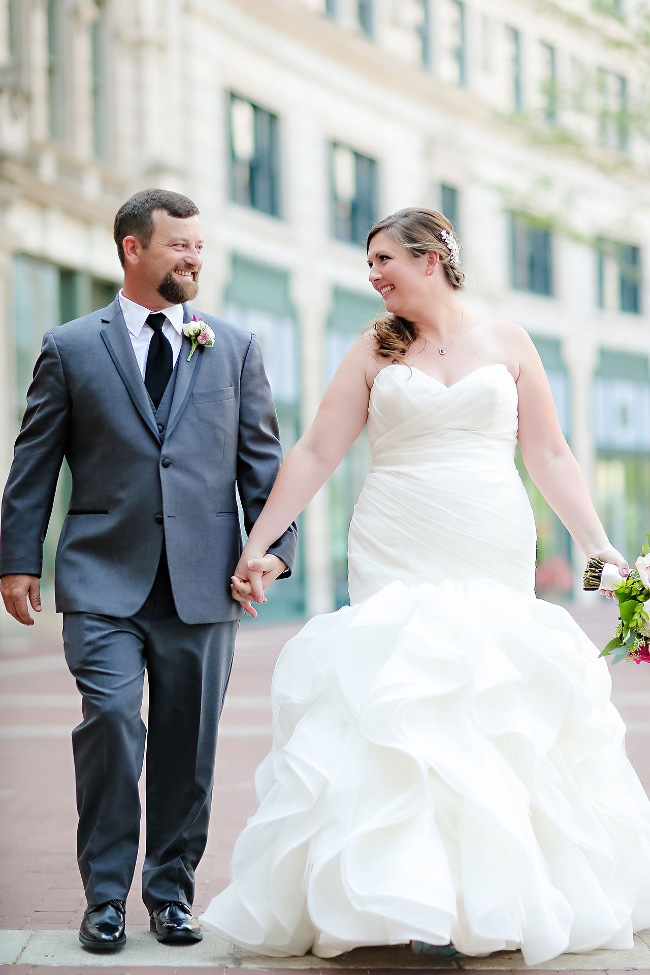 Erin John Artsgarden Indianapolis Wedding 146