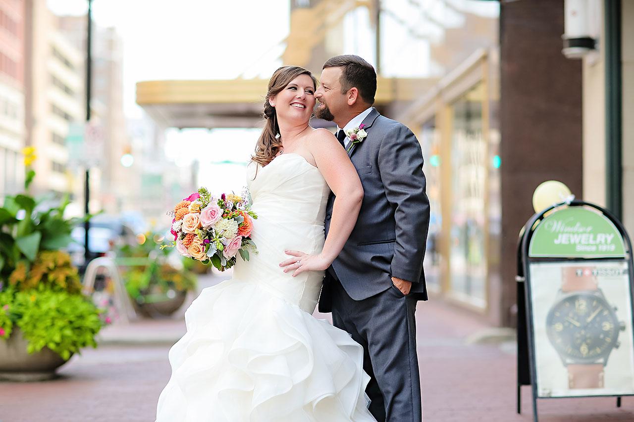 Erin John Artsgarden Indianapolis Wedding 142