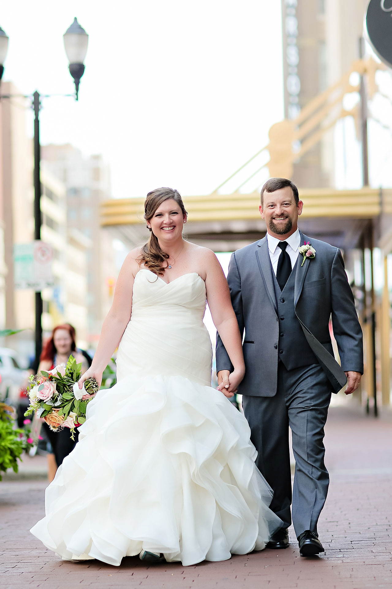 Erin John Artsgarden Indianapolis Wedding 137