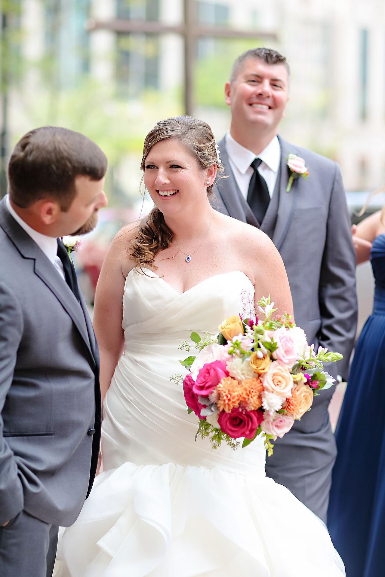 Erin John Artsgarden Indianapolis Wedding 138