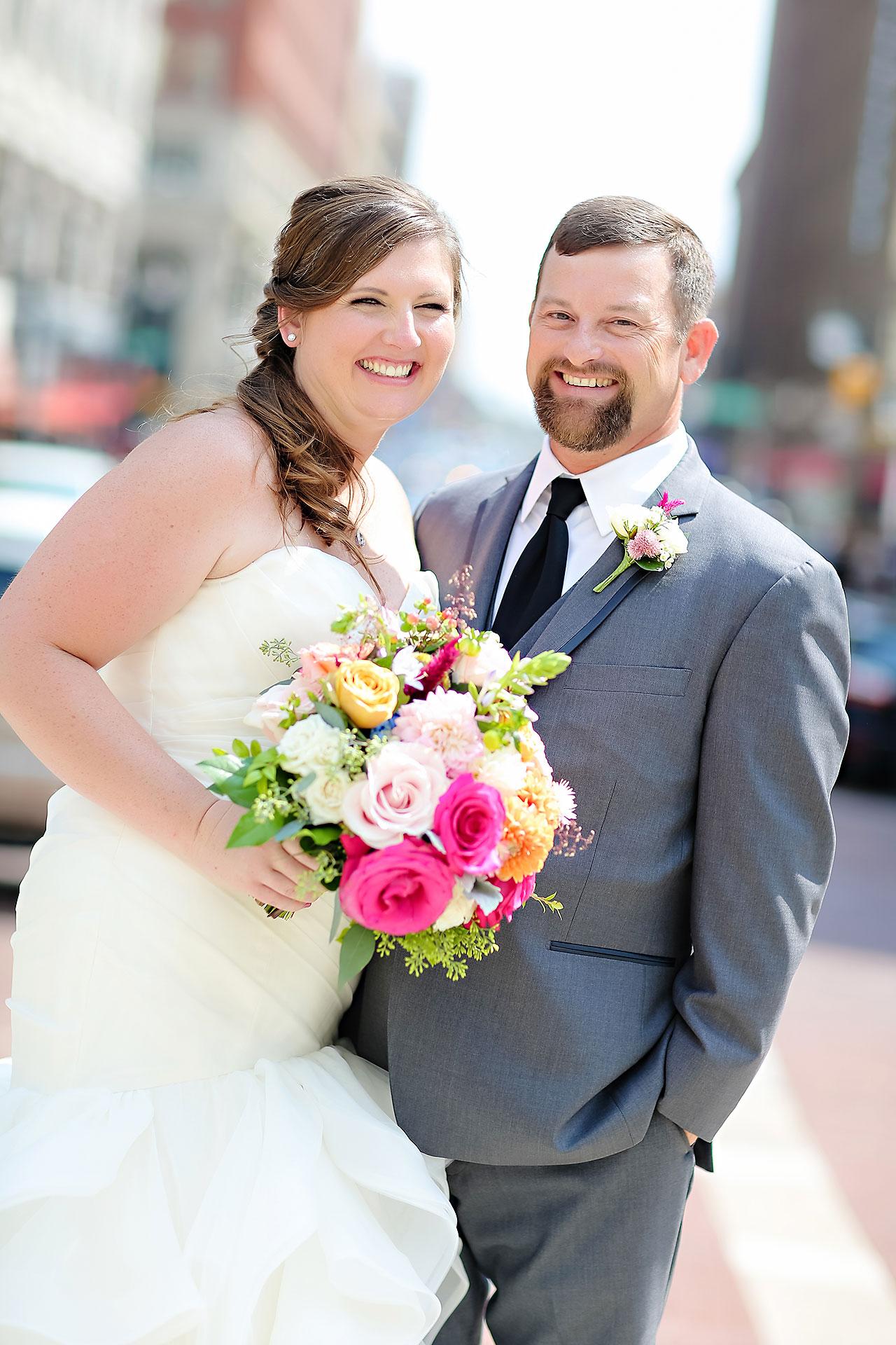 Erin John Artsgarden Indianapolis Wedding 135