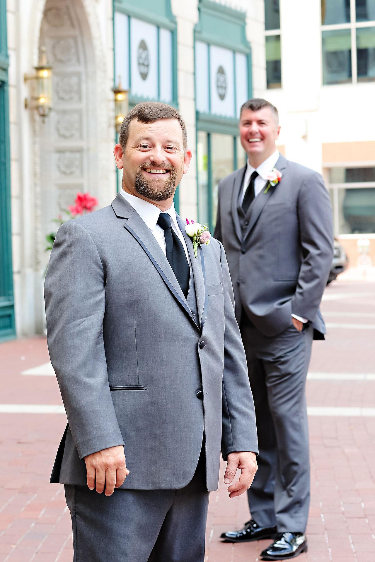 Erin John Artsgarden Indianapolis Wedding 136