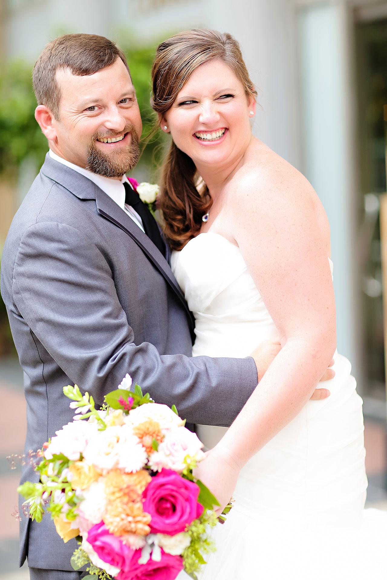 Erin John Artsgarden Indianapolis Wedding 133
