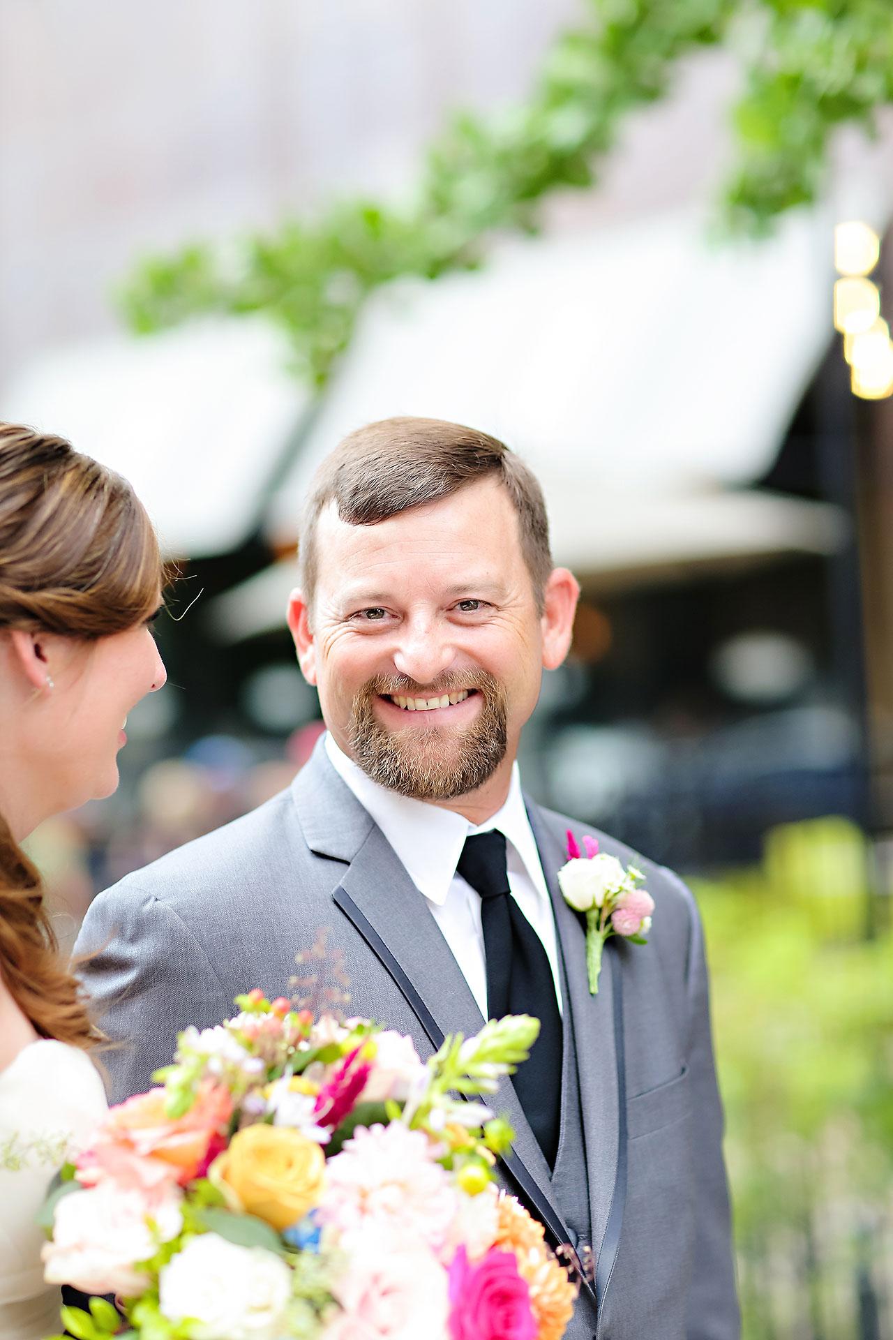 Erin John Artsgarden Indianapolis Wedding 131