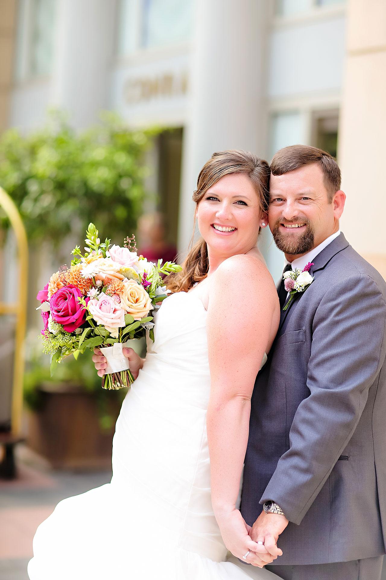 Erin John Artsgarden Indianapolis Wedding 128