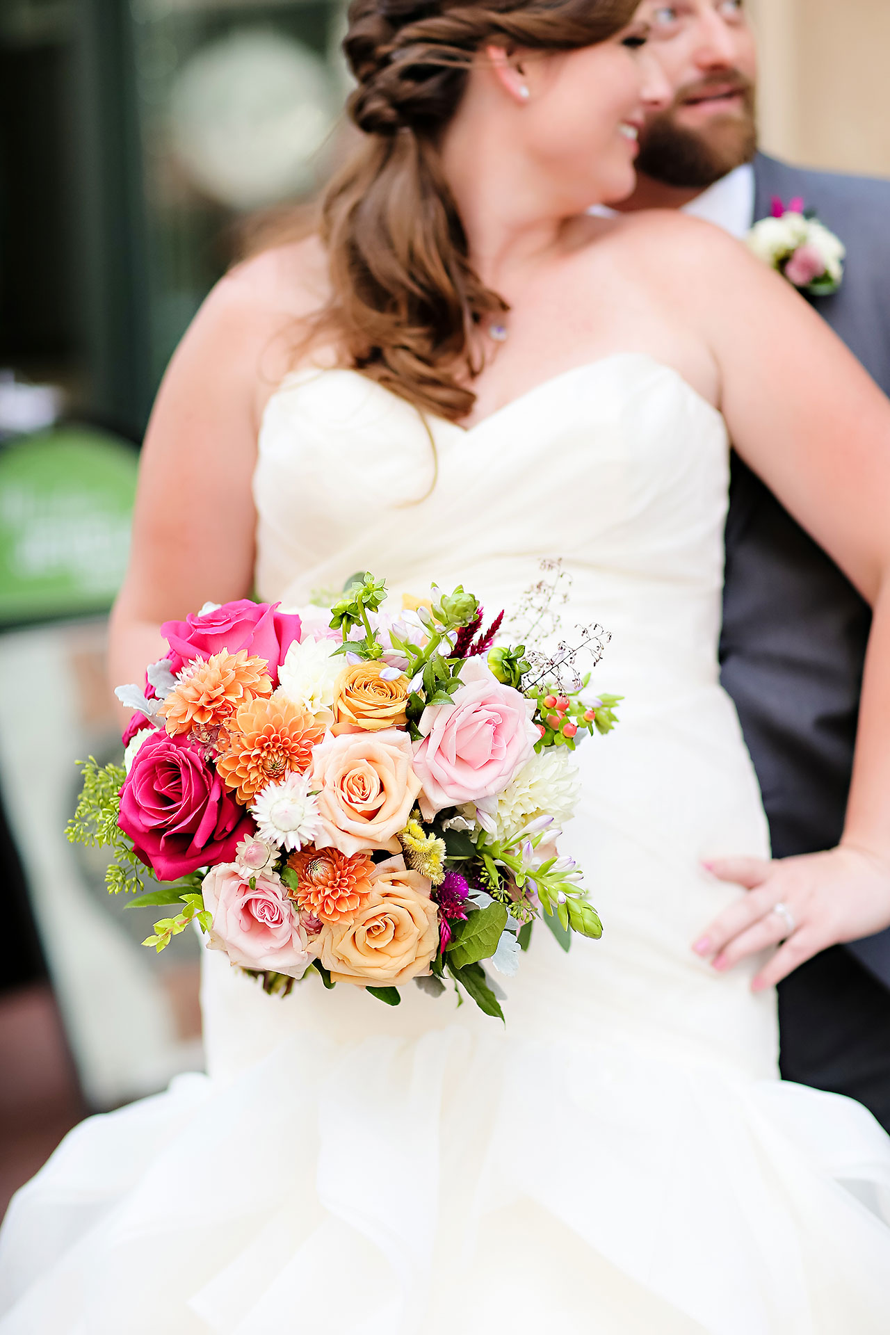 Erin John Artsgarden Indianapolis Wedding 129