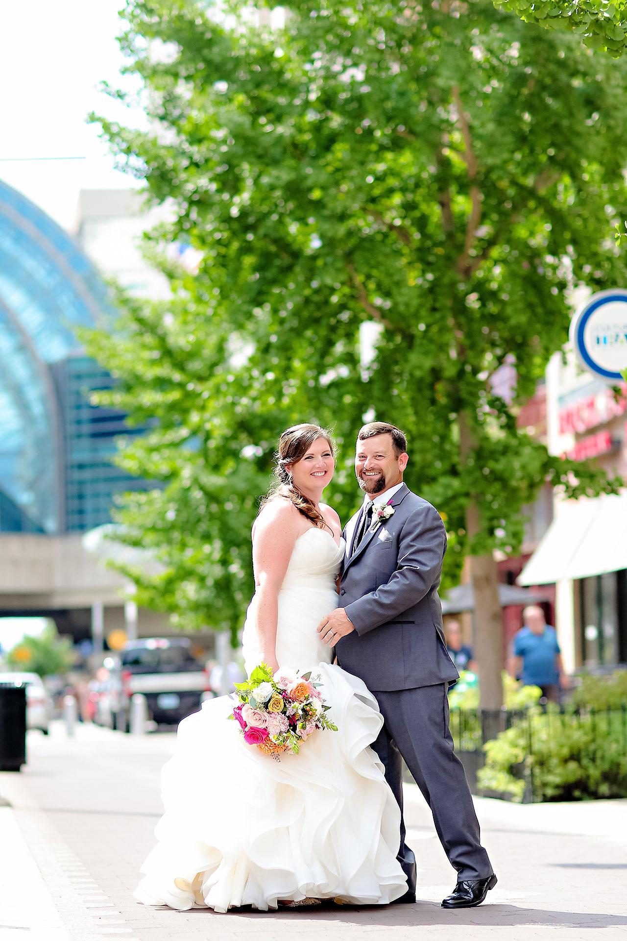 Erin John Artsgarden Indianapolis Wedding 126