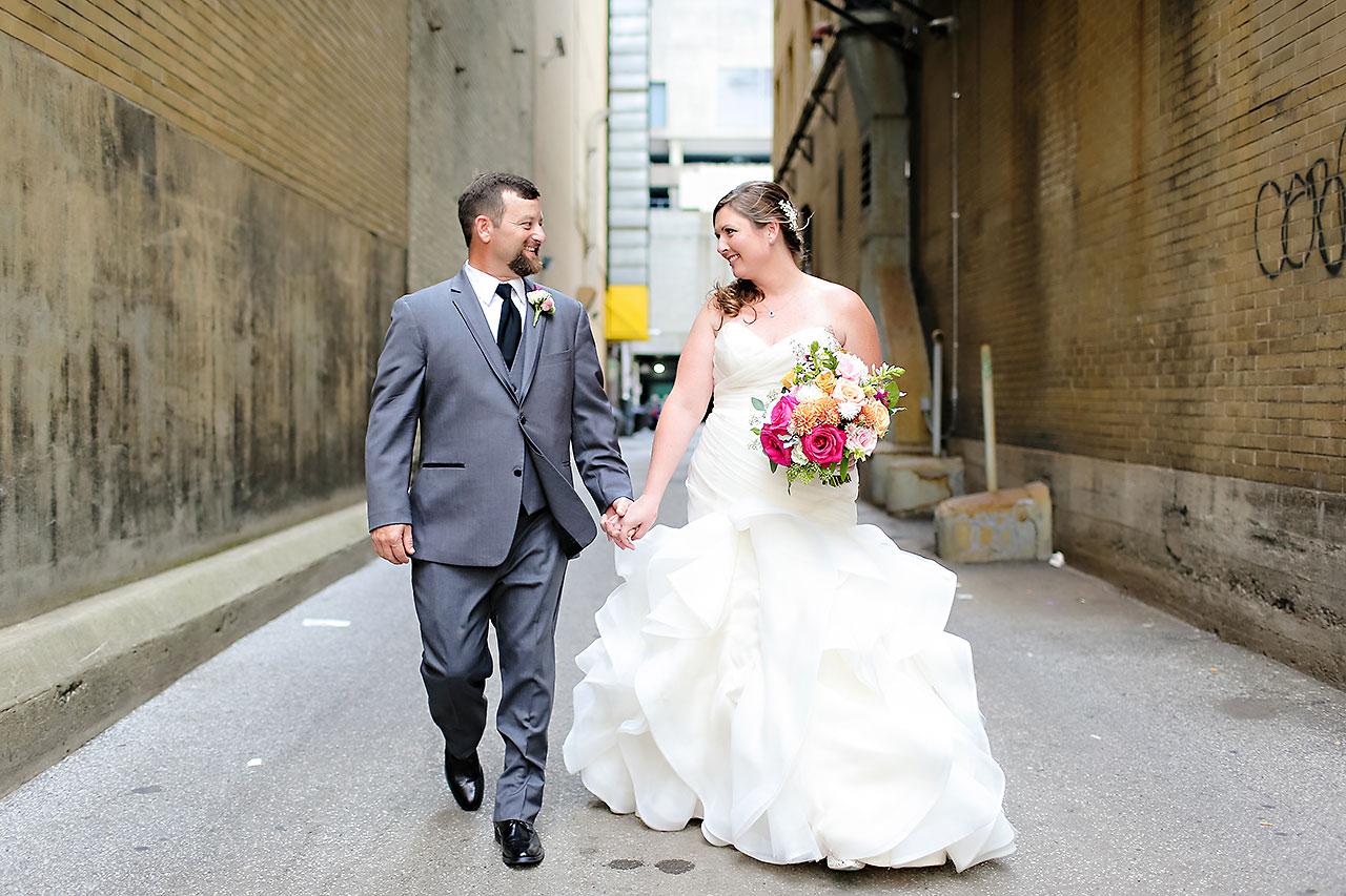 Erin John Artsgarden Indianapolis Wedding 123