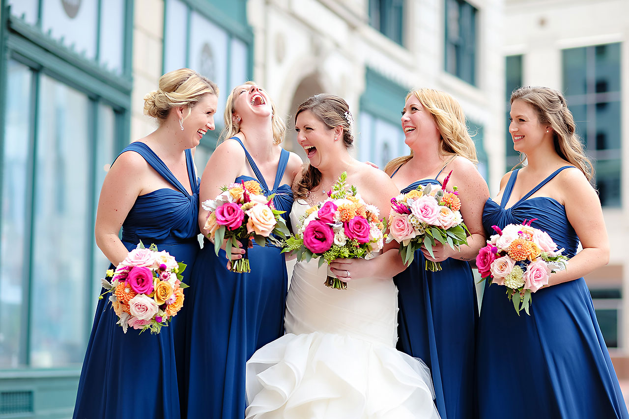 Erin John Artsgarden Indianapolis Wedding 120