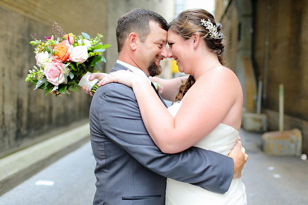 Erin John Artsgarden Indianapolis Wedding 121