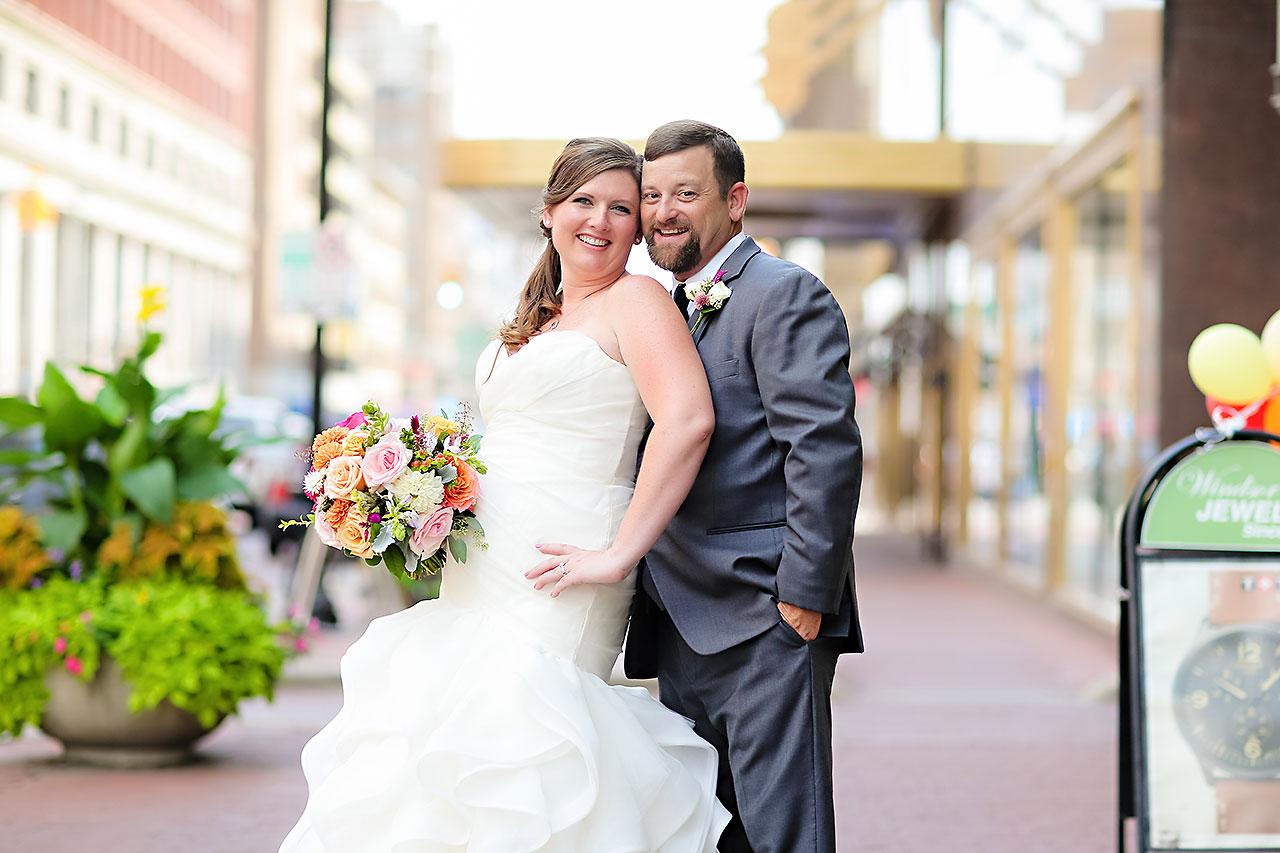 Erin John Artsgarden Indianapolis Wedding 117