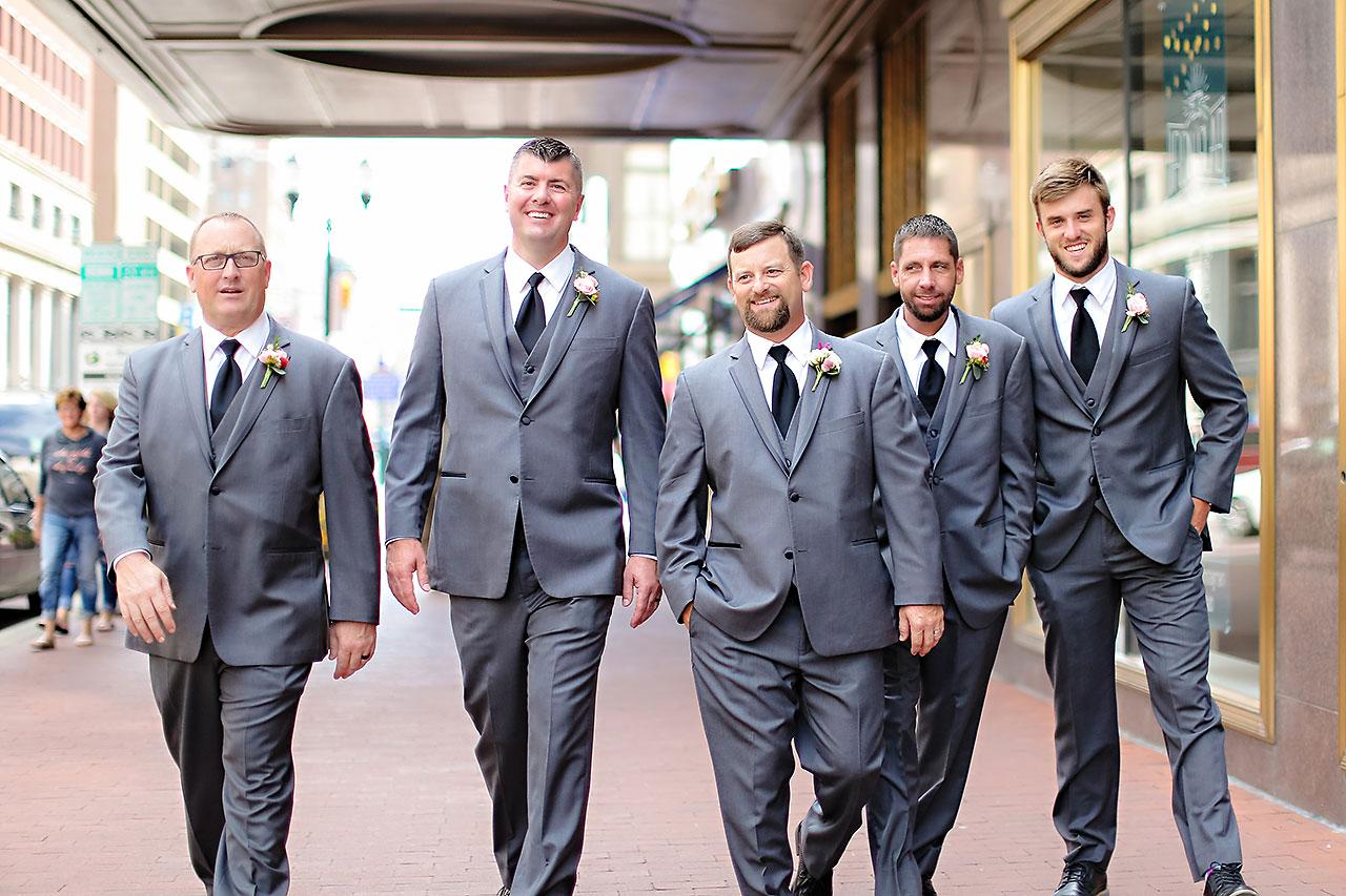Erin John Artsgarden Indianapolis Wedding 118