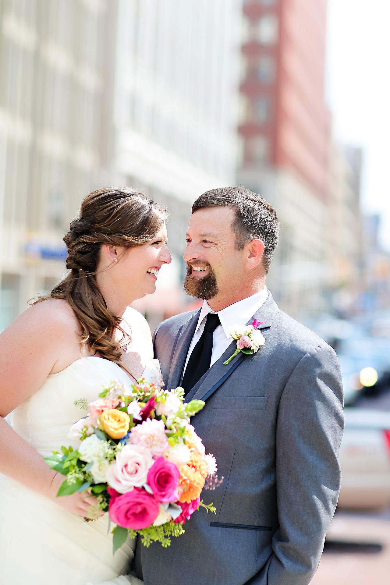Erin John Artsgarden Indianapolis Wedding 110