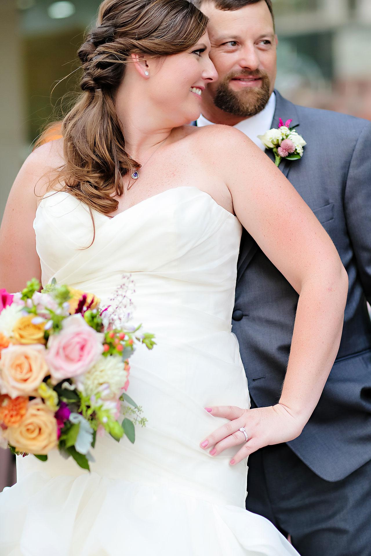 Erin John Artsgarden Indianapolis Wedding 112