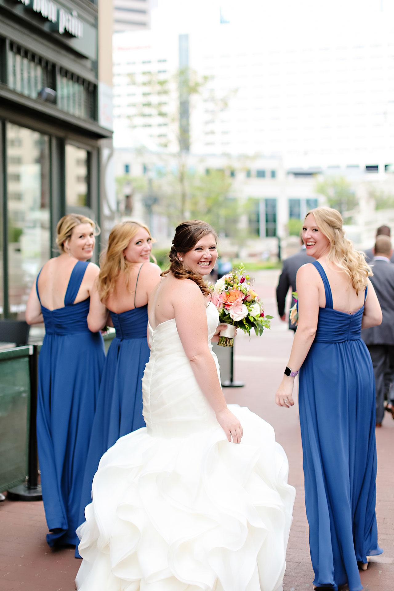 Erin John Artsgarden Indianapolis Wedding 106