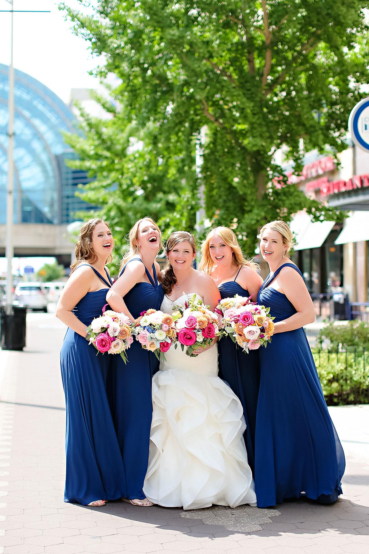 Erin John Artsgarden Indianapolis Wedding 103