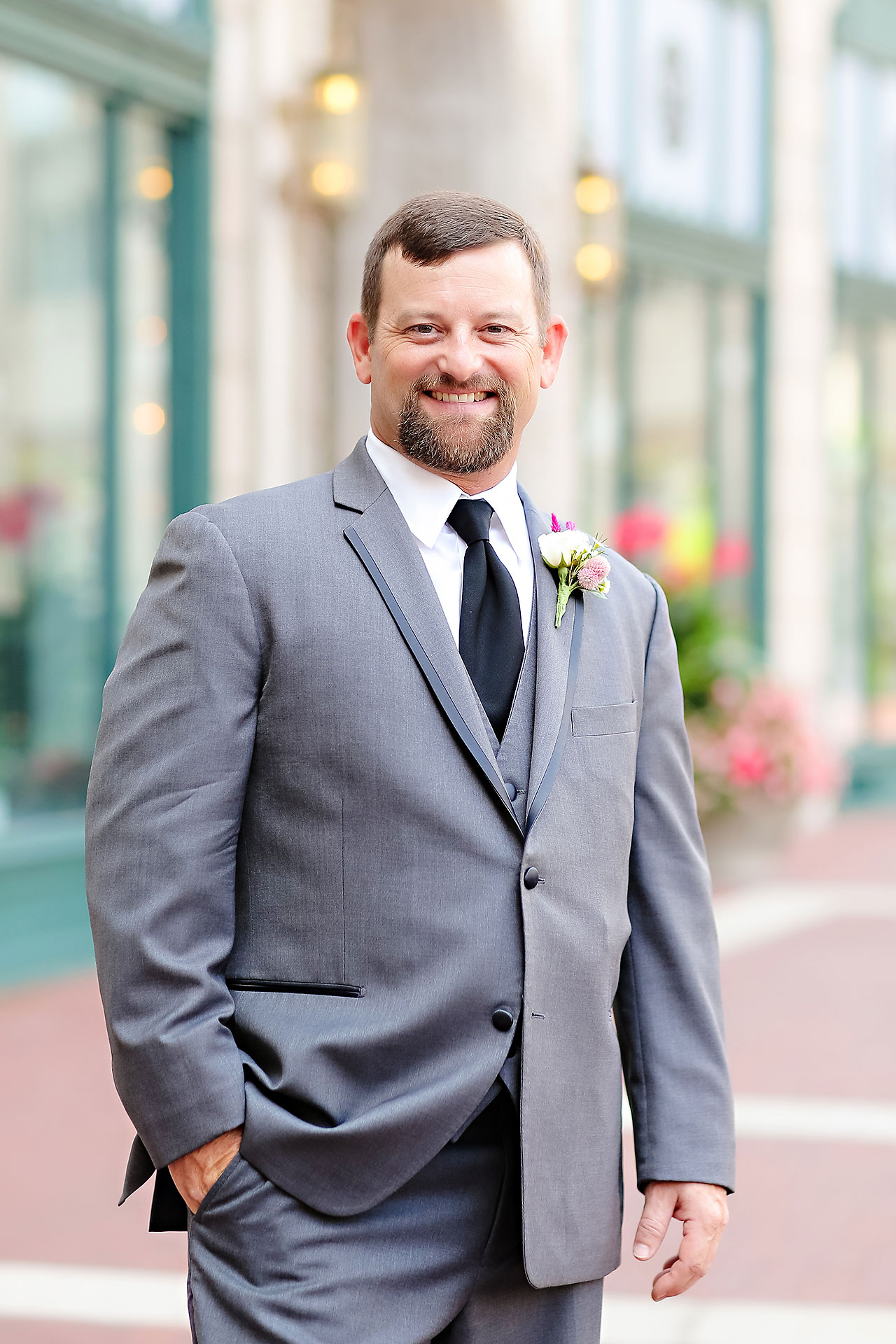 Erin John Artsgarden Indianapolis Wedding 104
