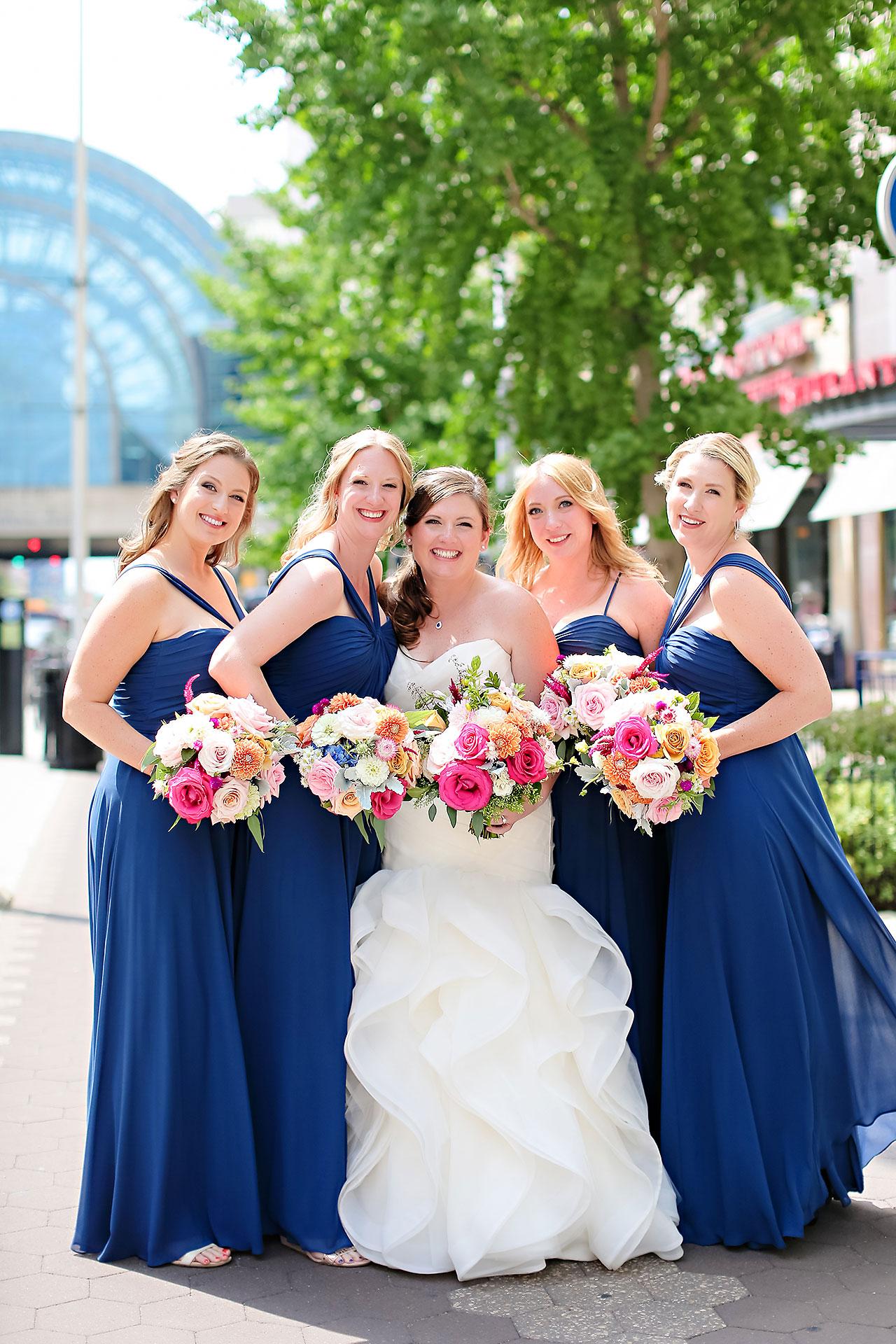 Erin John Artsgarden Indianapolis Wedding 100