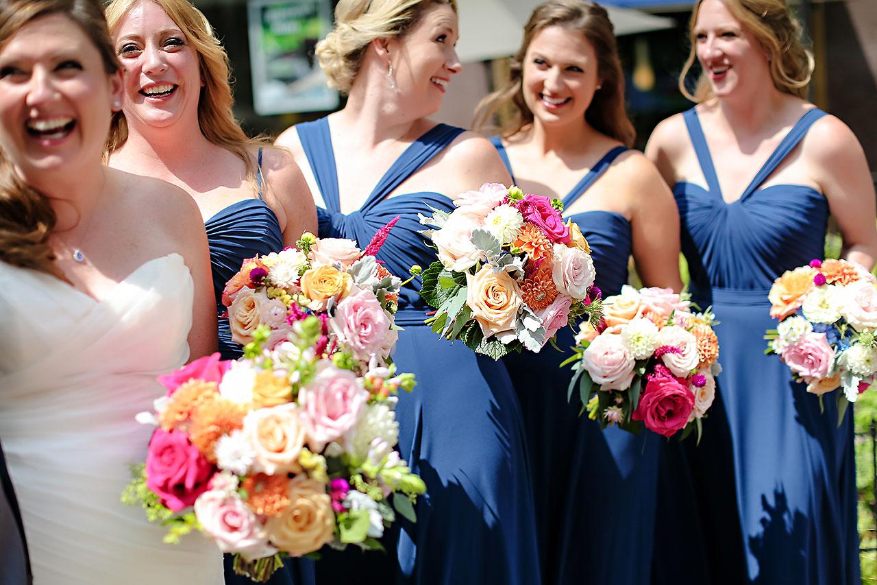 Erin John Artsgarden Indianapolis Wedding 097