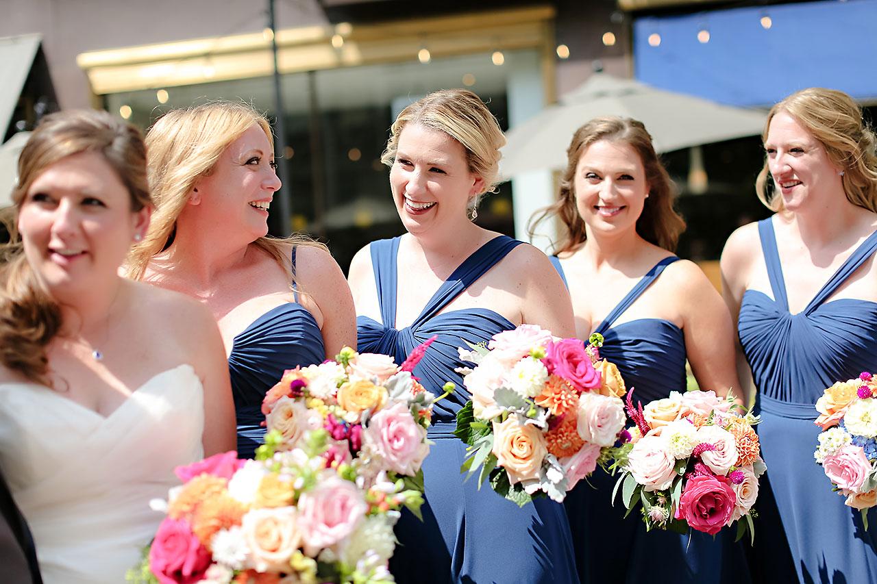 Erin John Artsgarden Indianapolis Wedding 095