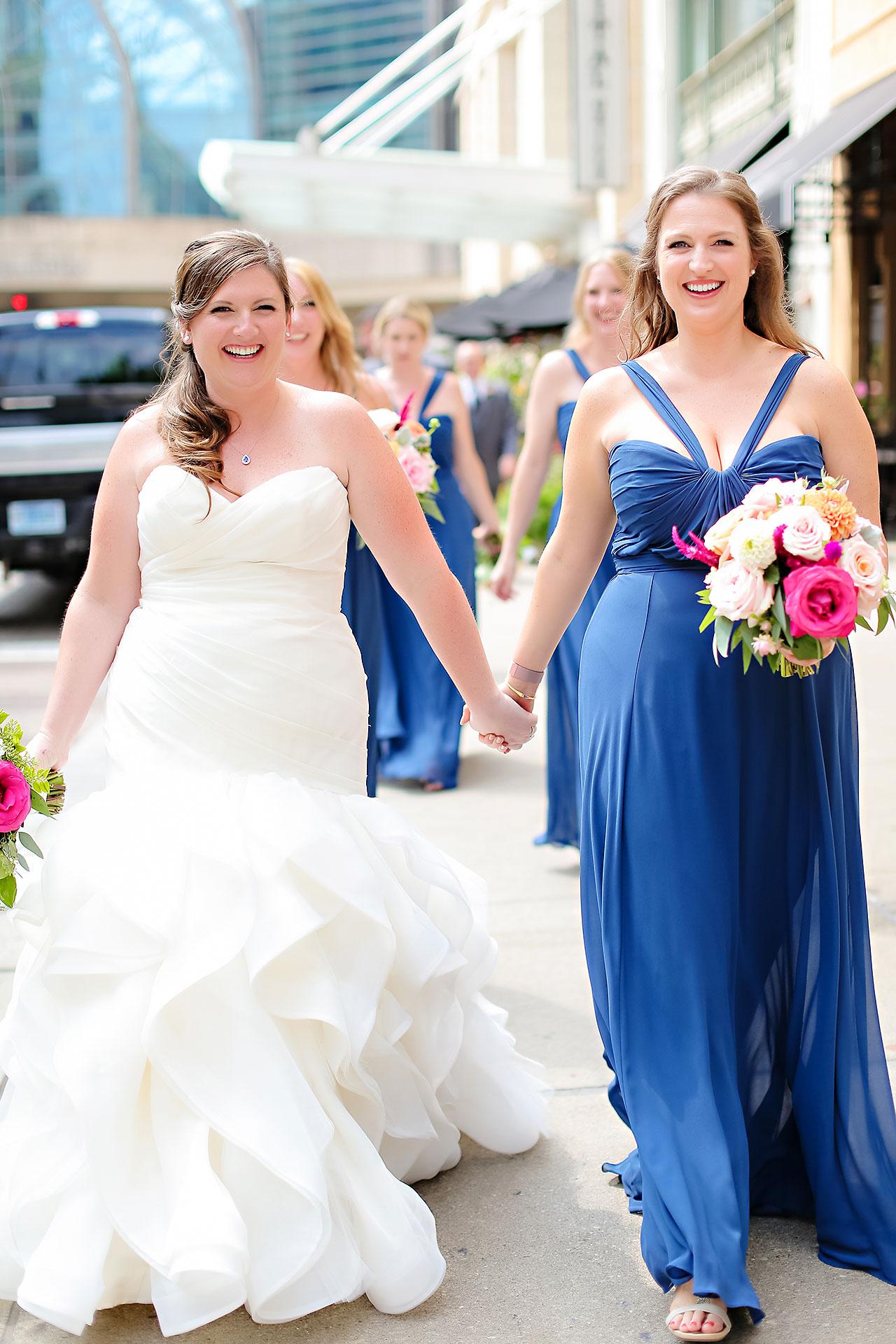 Erin John Artsgarden Indianapolis Wedding 088