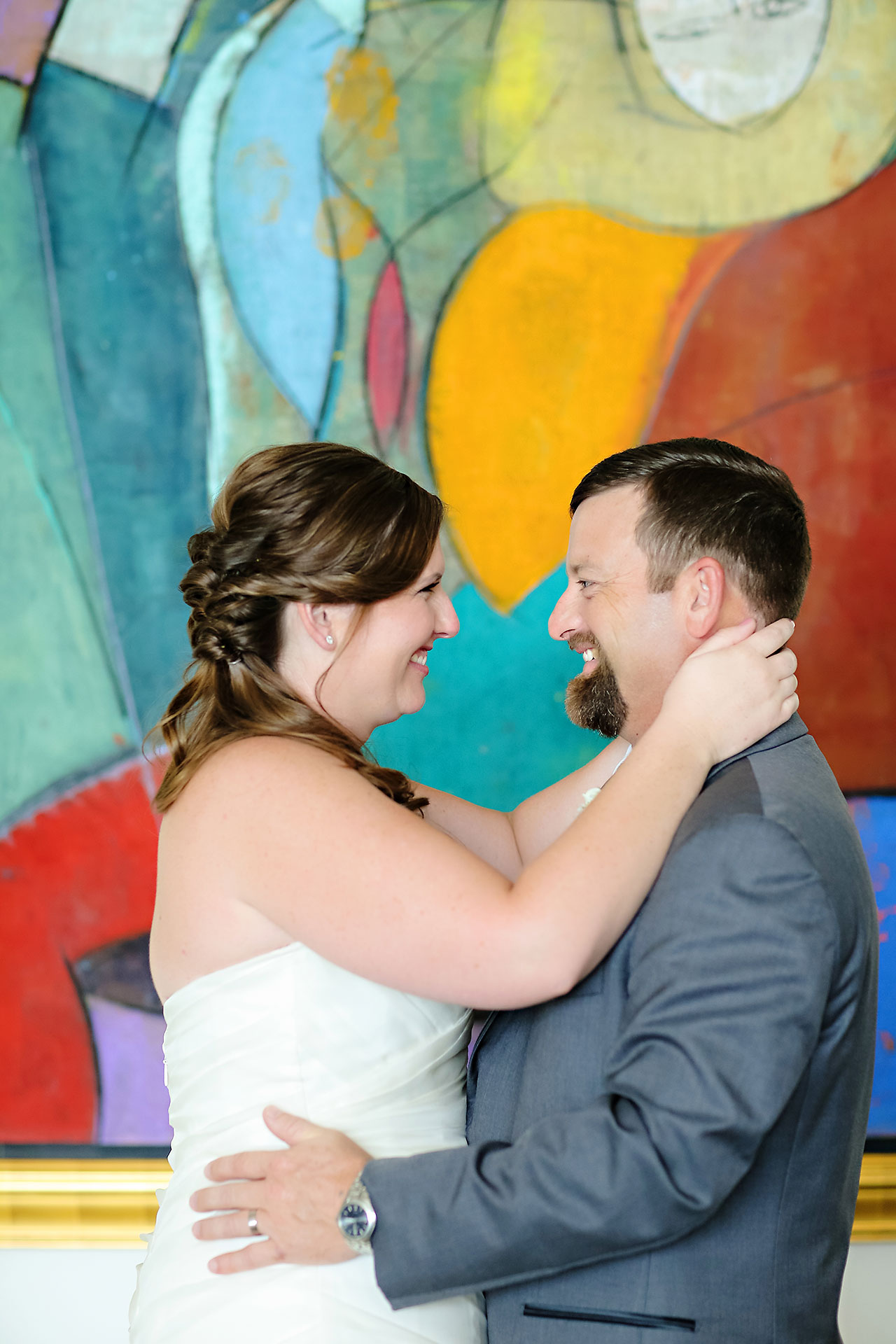 Erin John Artsgarden Indianapolis Wedding 082