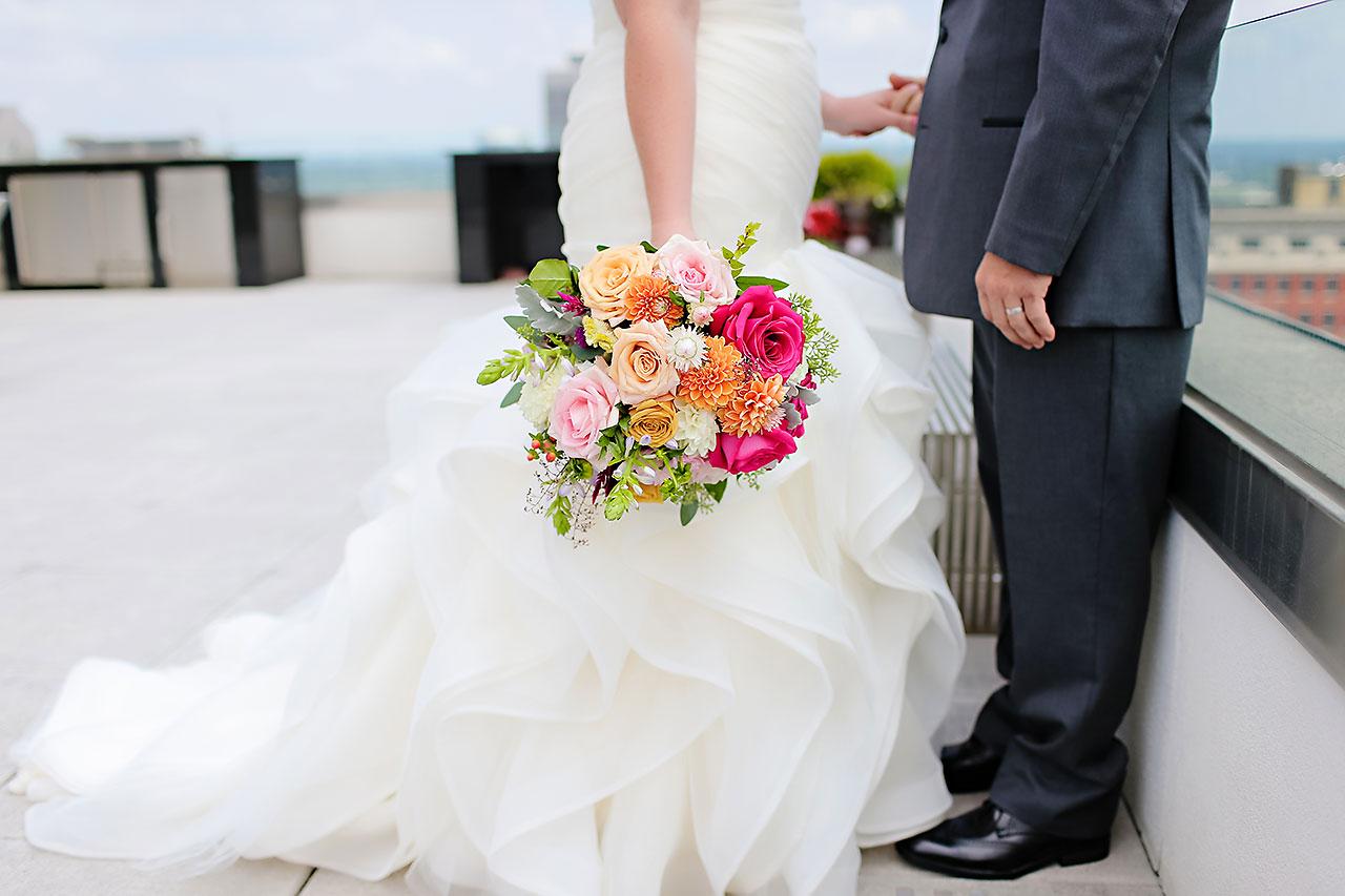 Erin John Artsgarden Indianapolis Wedding 079