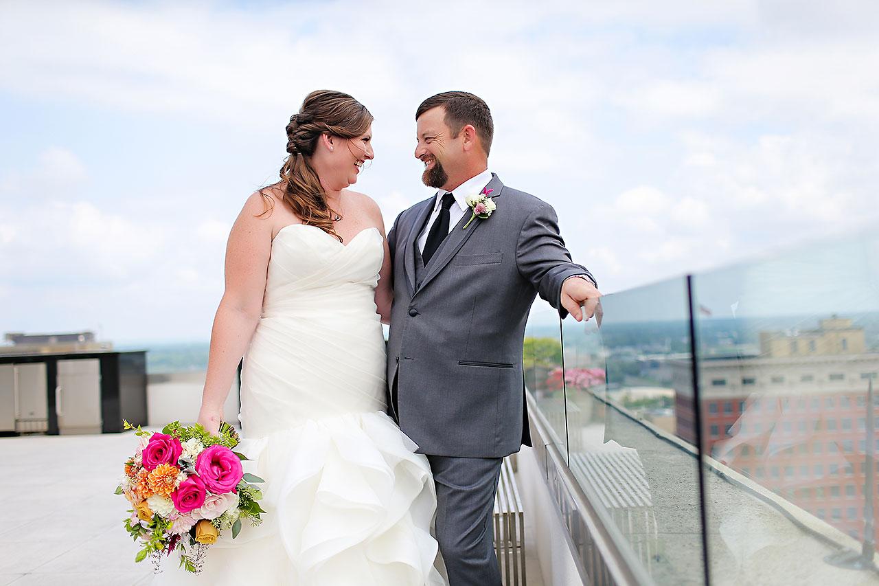 Erin John Artsgarden Indianapolis Wedding 076