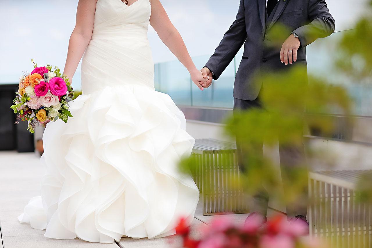 Erin John Artsgarden Indianapolis Wedding 074