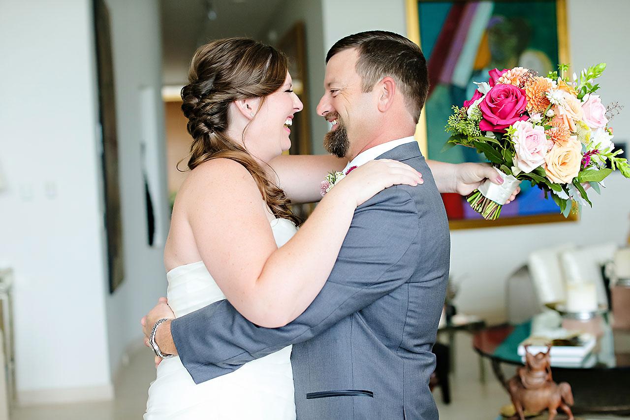 Erin John Artsgarden Indianapolis Wedding 055