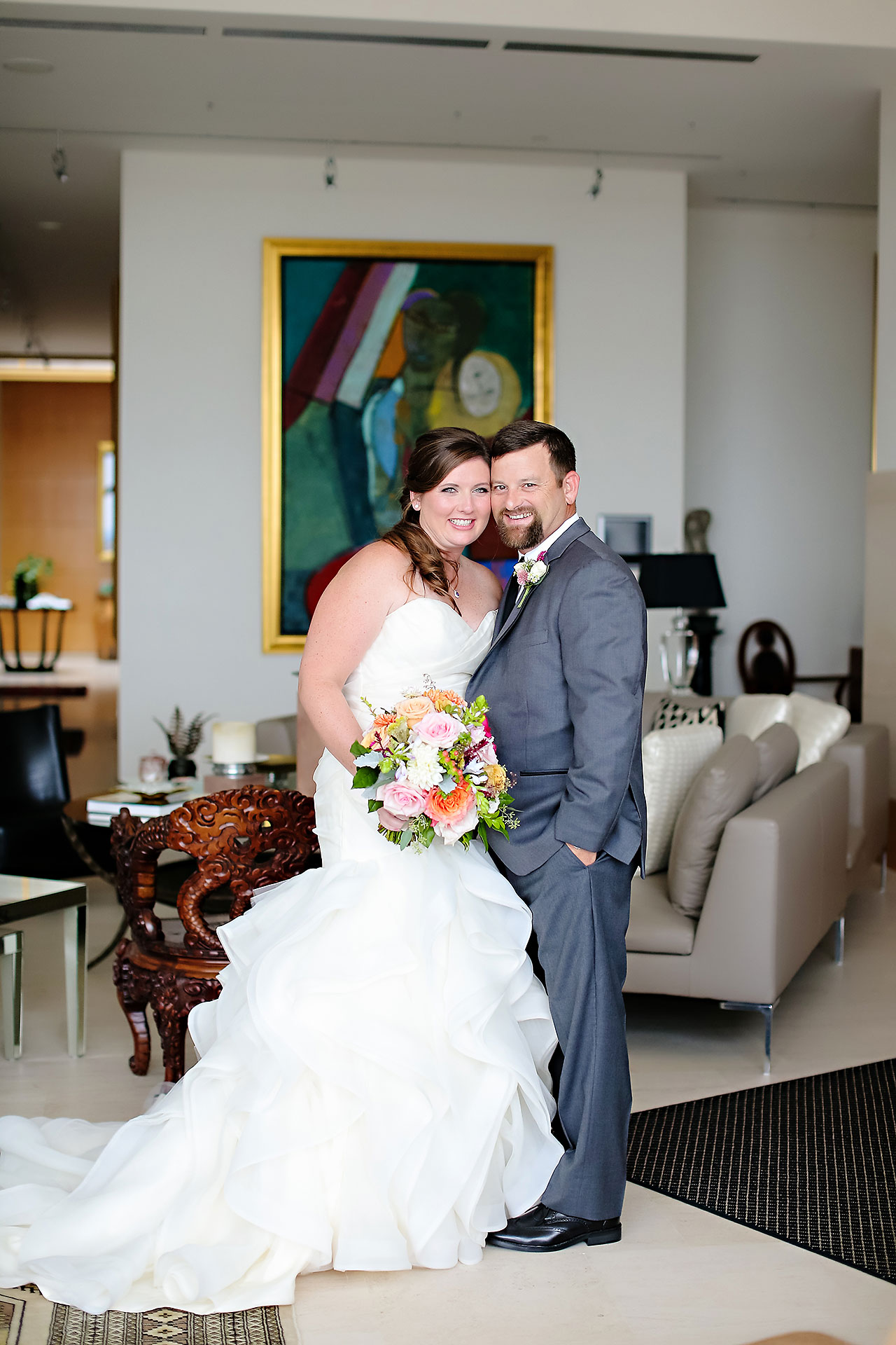 Erin John Artsgarden Indianapolis Wedding 053