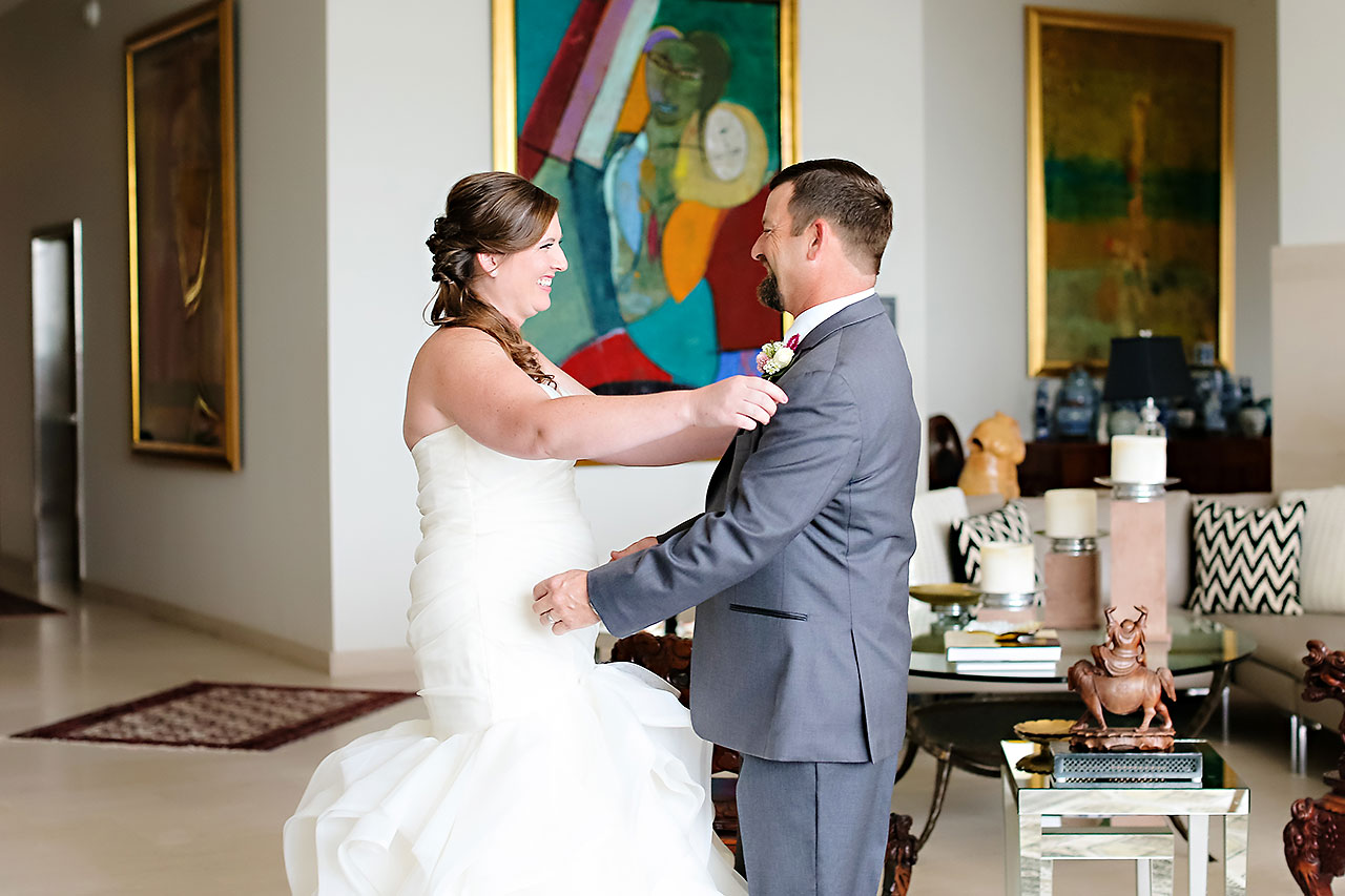 Erin John Artsgarden Indianapolis Wedding 050