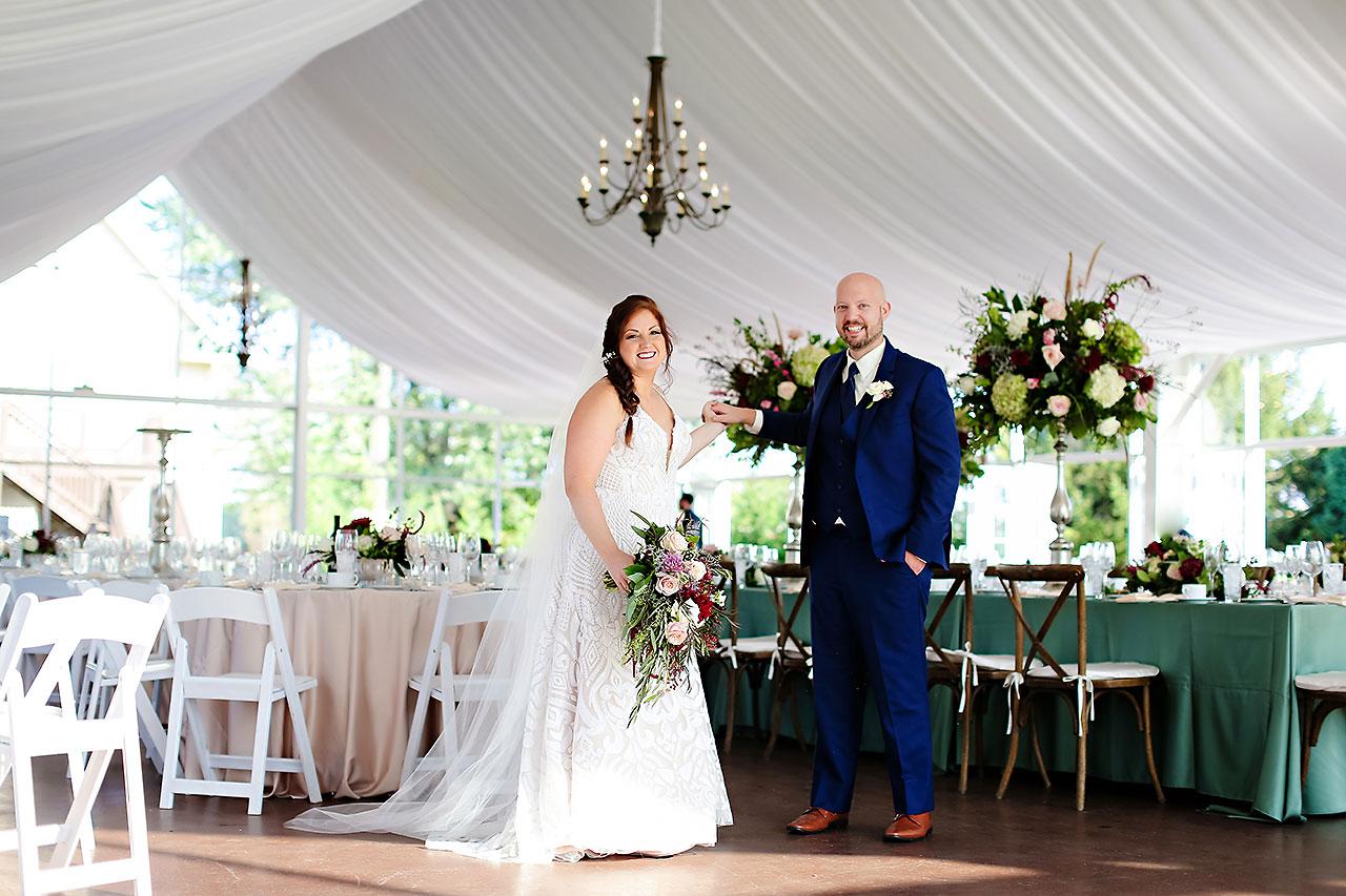 Jen Chris Ritz Charles Garden Pavilion Wedding 258