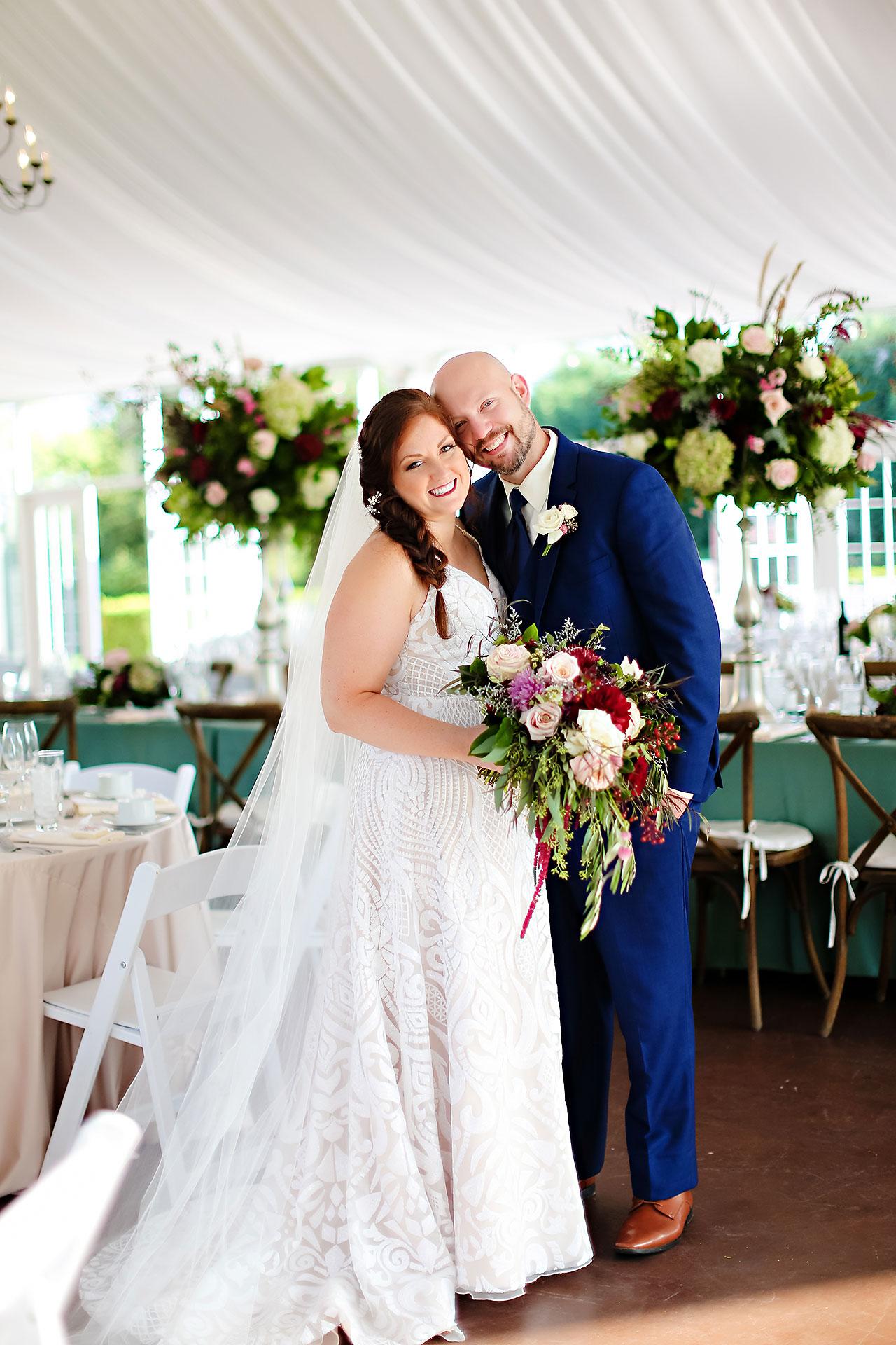 Jen Chris Ritz Charles Garden Pavilion Wedding 266