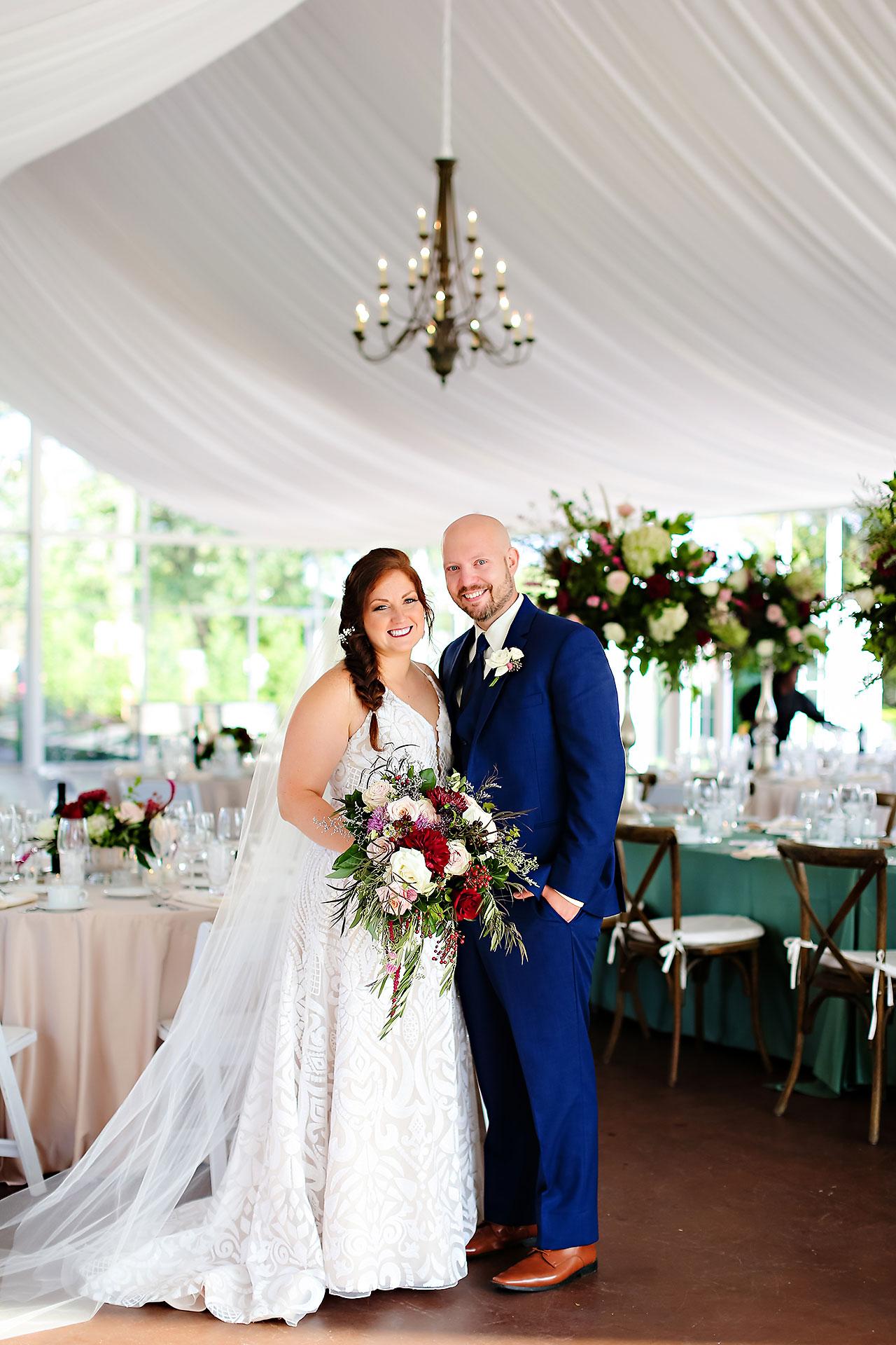Jen Chris Ritz Charles Garden Pavilion Wedding 251