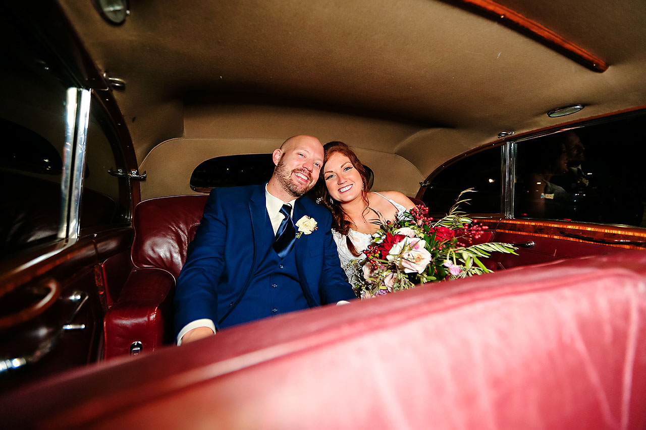 Jen Chris Ritz Charles Garden Pavilion Wedding 397