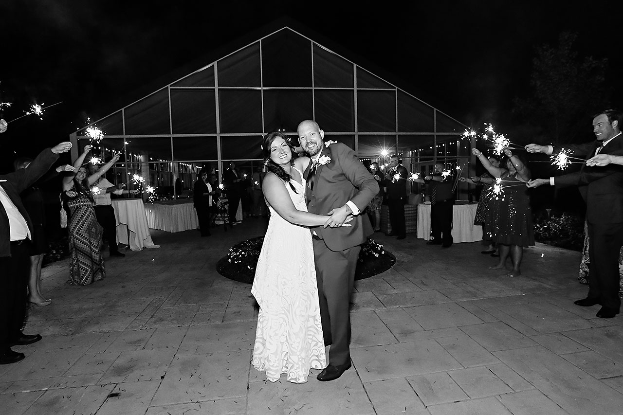 Jen Chris Ritz Charles Garden Pavilion Wedding 394